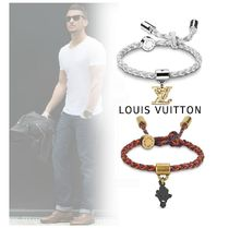 Louis Vuitton Leather Bracelets