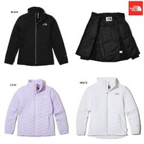 THE NORTH FACE Casual Style Wool Street Style Plain Long Bold Jackets