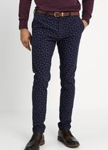 Scotch & Soda Printed Pants Patterned Pants
