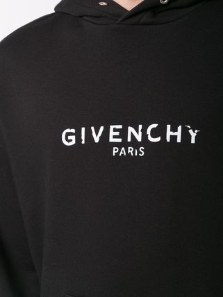 GIVENCHY Hoodies Pullovers Long Sleeves Cotton Hoodies 6