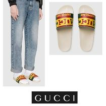 GUCCI Shower Shoes Shower Sandals