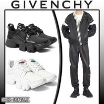 GIVENCHY Street Style Plain Leather Sneakers