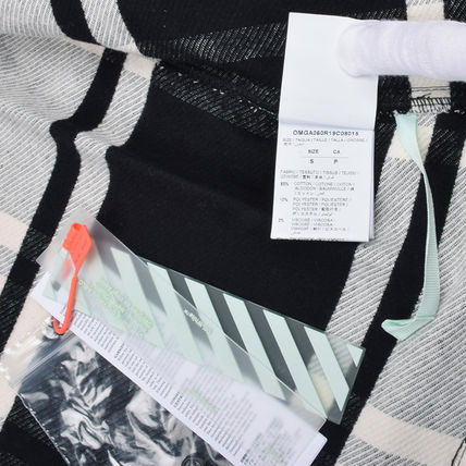 Off-White Shirts Street Style Long Sleeves Shirts 6