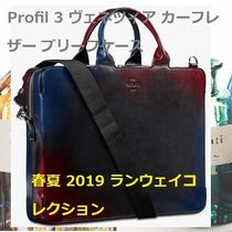 Berluti 2WAY Leather Handmade Business & Briefcases