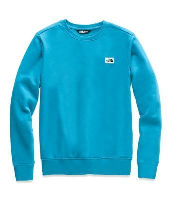 THE NORTH FACE Long Sleeve Crew Neck Pullovers Street Style Long Sleeves Plain Cotton 4