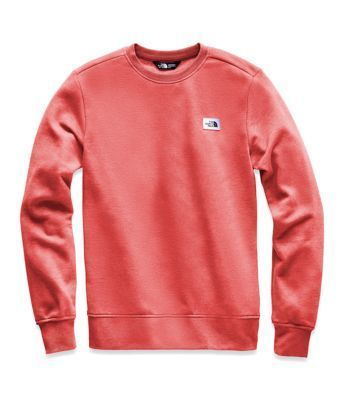 THE NORTH FACE Long Sleeve Crew Neck Pullovers Street Style Long Sleeves Plain Cotton 5