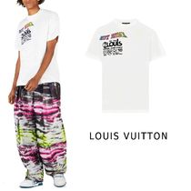 Louis Vuitton Cotton T-Shirts