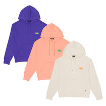 NERDY ★NERDY★Oval Logo Pullover Hoodie 3colors