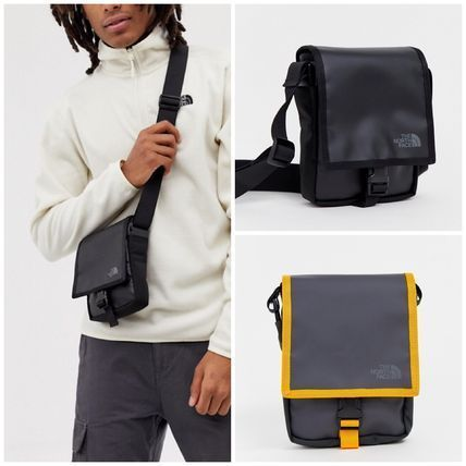3f60bb05d2 ... THE NORTH FACE Messenger & Shoulder Bags Canvas Blended Fabrics Street  Style 2WAY Plain Fringes ...