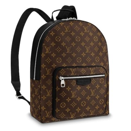Monogram Unisex Backpacks