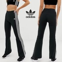 adidas Casual Style Sweat Street Style Plain Long Sweatpants