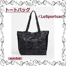 LeSportsac Camouflage Casual Style Totes