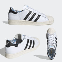 adidas SUPERSTAR Collaboration Leather Sneakers
