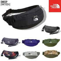 THE NORTH FACE Unisex Street Style Plain Hip Packs