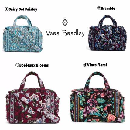 Flower Patterns Casual Style Handbags