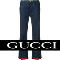 GUCCI Wide & Flared Jeans
