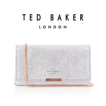 TED BAKER Plain Leather Party Style Home Party Ideas Party Bags