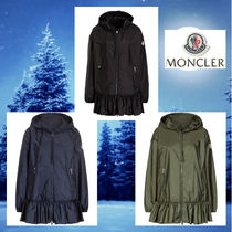 MONCLER Medium Oversized Elegant Style Jackets