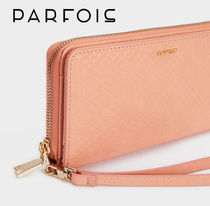 PARFOIS Faux Fur Long Wallets