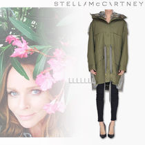 Stella McCartney Faux Fur Medium Elegant Style Parkas