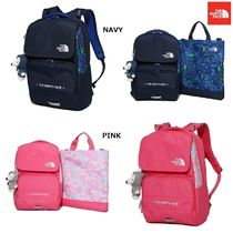 THE NORTH FACE Blended Fabrics Petit Street Style Bold Kids Girl Bags