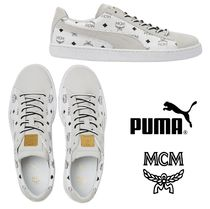 PUMA Casual Style Street Style Collaboration Low-Top Sneakers