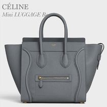 CELINE Luggage Totes