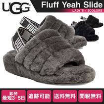 UGG Australia Casual Style Fur Sandals