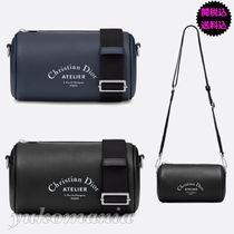 Christian Dior Calfskin Messenger & Shoulder Bags