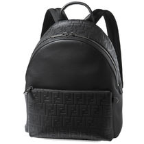 FENDI Calfskin Backpacks