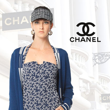 0fd5f68033a ... CHANEL More Hats   Hair Accessories Blended Fabrics Street Style Hats   Hair  Accessories ...
