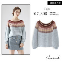 Chicwish Long Sleeves Sweaters