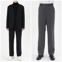 Slax Pants Unisex Plain Slacks Pants