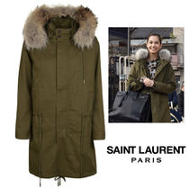 Saint Laurent Coats
