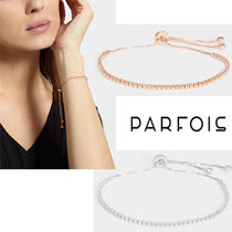 PARFOIS Costume Jewelry Silver Office Style Bracelets