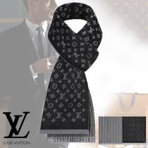 Louis Vuitton Monogram Silk Scarves