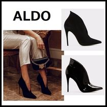 ALDO Rubber Sole Plain Ankle & Booties Boots