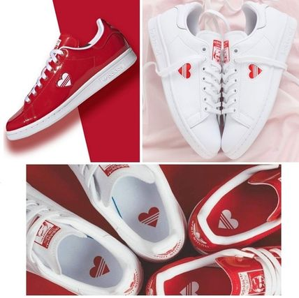 adidas STAN SMITH Heart Low Top Sneakers