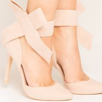 Chi Chi London Plain Pin Heels Party Style Stiletto Pumps & Mules