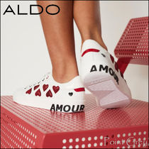 ALDO [ALDO] Valentine's Day Collection Heart Sneaker - Galericlya