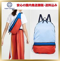 TORY SPORT Casual Style Street Style 2WAY Plain Shoulder Bags