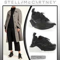 Stella McCartney Round Toe Casual Style Street Style Plain Low-Top Sneakers