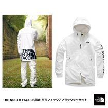 THE NORTH FACE Street Style Long Oversized Jackets