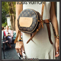 Louis Vuitton MONOGRAM Monogram Unisex Canvas 3WAY Elegant Style Shoulder Bags