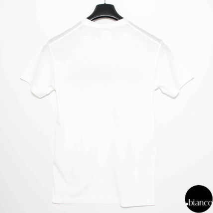 D SQUARED2 Crew Neck Crew Neck Street Style Cotton Short Sleeves 3