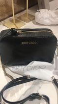 Jimmy Choo Casual Style Street Style 2WAY Plain Leather Elegant Style