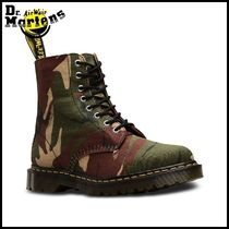 Dr Martens Camouflage Boots Boots