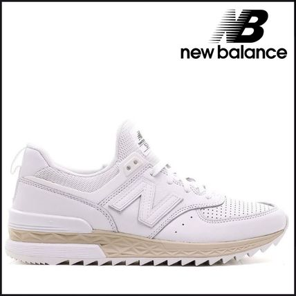 new collection affordable price outlet sale New Balance 2018-19AW Plain Sneakers (MS574LSW)