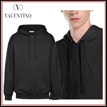 VALENTINO Long Sleeves Hoodies