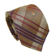 Vivienne Westwood Other Check Patterns Silk Ties